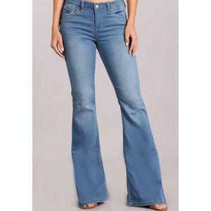 🔥🔥 Bell bottom jeans
